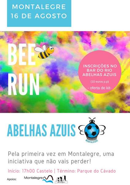 Montalegre   bee run  16 agosto  1 480 600