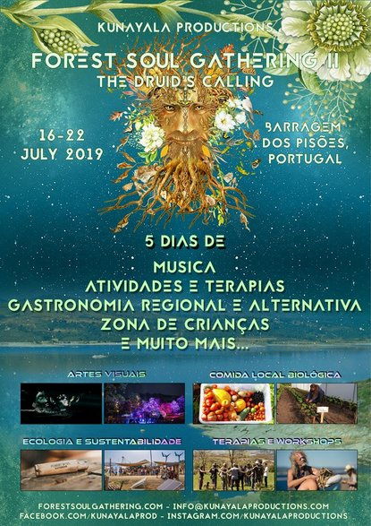 Ii forest soul gathering  17 a 21 julho 2019  oficial 1 415 587
